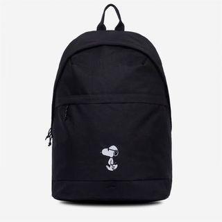 Backpack Visval X Snoopy Series BLACK
