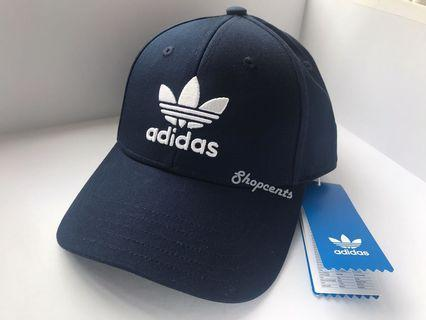 🧩🧩全新adidas Navy藍色Cap帽