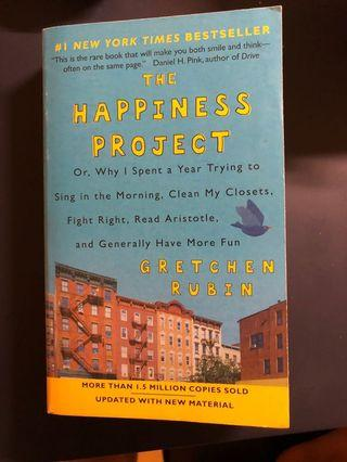 🚚 The Happiness Project - Gretchen Rubin