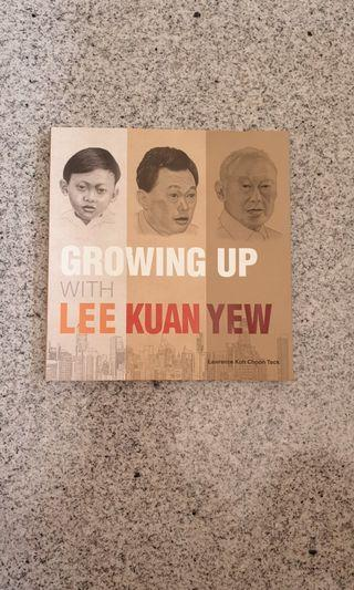 Growing Up Lee Kuan Yee Publication