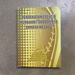 Bahasa Melayu STPM Penggal 2