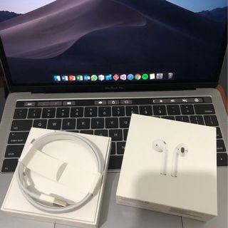 Apple iPhone airpods lightning cable usb 線