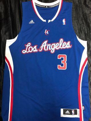 Chris Paul LA Clippers NBA Jersey