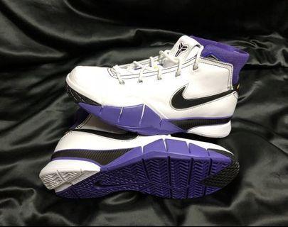 Nike Zoom Kobe 1 81 Points