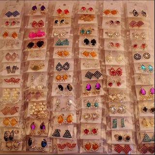 🚚 BN 10 pairs/set earrings