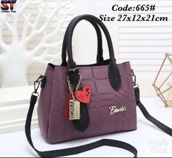 Bonia Handbags Sling Bag Shoulder Bag for Women