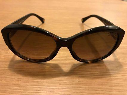 Coach Tortoise Shell Sunglasses (Authentic)