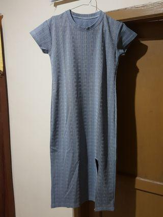 Mididress size fit to M