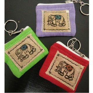 Coin Purse with Key Chain #MGAG101
