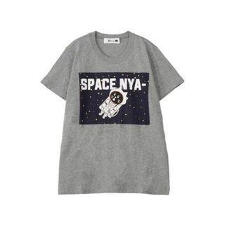Ne Net T-shirt Tee 大碼 寛鬆 貓咪太空貓簡約百搭圓領短袖