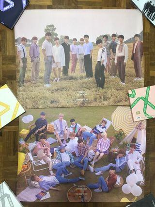Seventeen You Made My day Poster