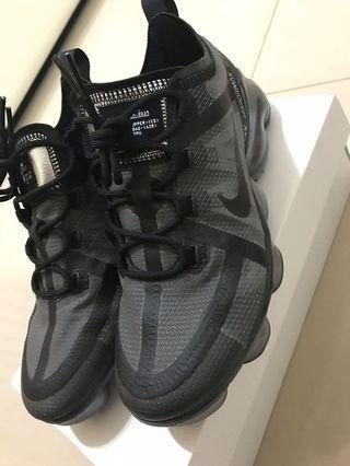 🚚 Nike 慢跑鞋 Air Vapormax 2019 跑鞋 氣墊 健身房 舒適 球鞋 黑 女鞋