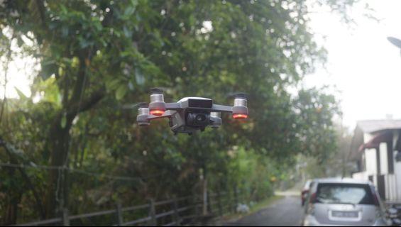 dji drone spark Set