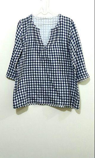 Blouse linen Japan