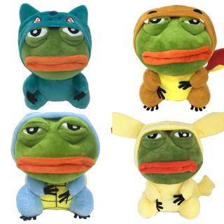 Pepe寵物小精靈公仔(預訂)