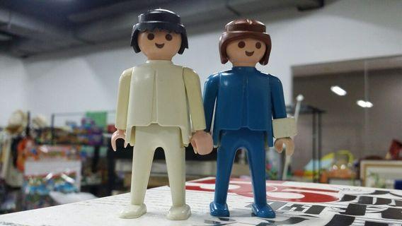 Rare Playmobil 1974