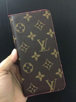 Louis Vuitton iphone case 7+ mirror