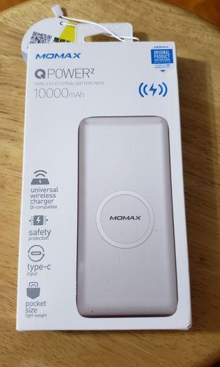 Momax 10000mAh 無綫尿袋