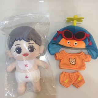 EXO Chanyeol Doll Set
