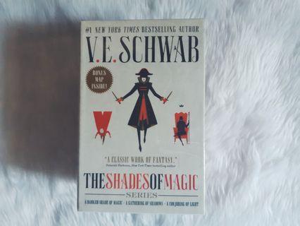 Shades of Magic TPB Boxed Set - VE Schwab