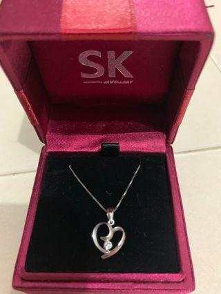 🚚 Authentic SK Necklace