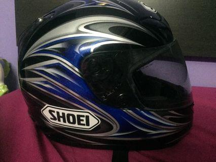 Shoei x-9 full-face helmet #MGAG101