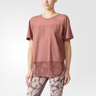 🚚 Stella McCartney Mesh t-shirt nude pink