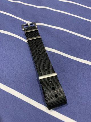 🚚 22mm Nato Strap (Seat Belt)