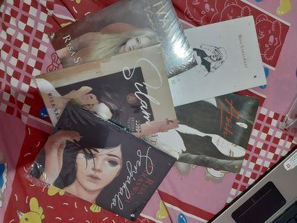 Paket !!! 5 buku Risa Saraswati