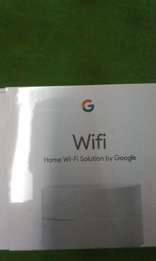 🚚 Google Wifi