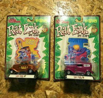 Rat Fink Ed Roth