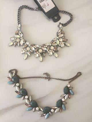 🚚 Statement Necklace NEW