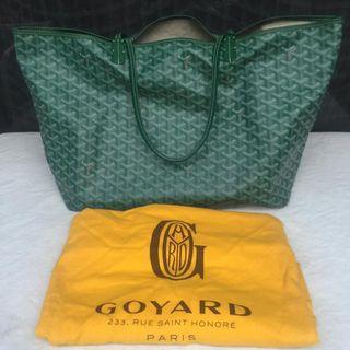 Authentic Goyard size GM
