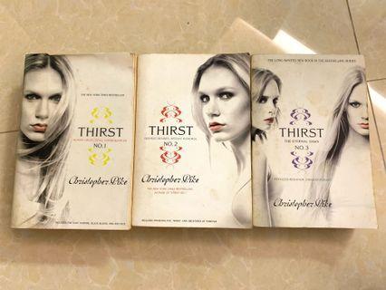 英文小說 Thirst - Christopher Pike
