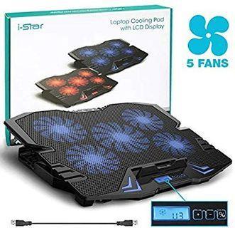 🚚 Laptop Cooling Pad