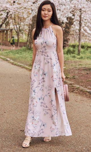 🚚 BNWT The Closet Lover Ariela Floral Printed Maxi Dress