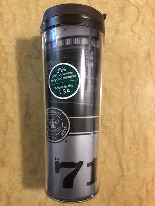 Starbucks Pike Place Market Tumbler 16oz (西雅圖原祖店) Made in USA