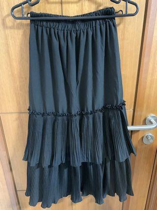 🚚 Cupcake black skirt