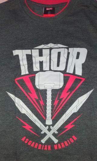 Kaos Tshirt THOR MARVEL co-brand Nevada