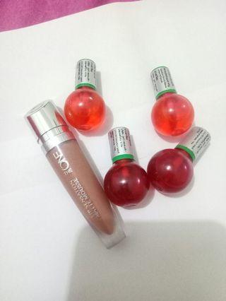 take all lipcream & liptint