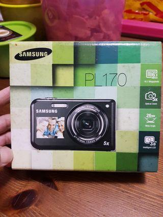 Samsung PL-170 digital camera 16.1 MP