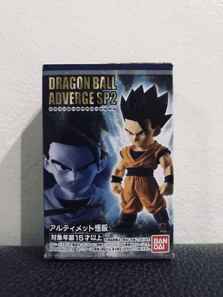 Dragon Ball Adverge SP2 Son Gohan (Mystic Form)