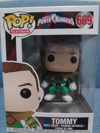 Funko Pop Tommy Power Rangers