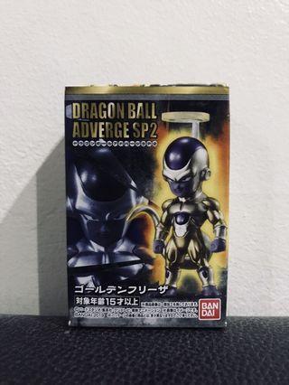 Dragon Ball Adverge SP2 Golden Frieza