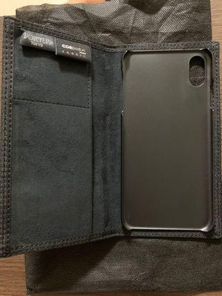 I phone Xs max Porter  case