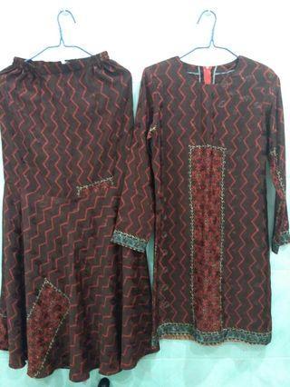 Baju Kurung Moden #MGAG101