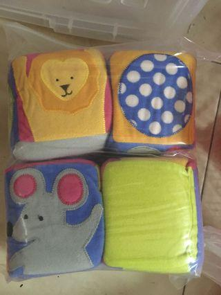 Cloth blocks