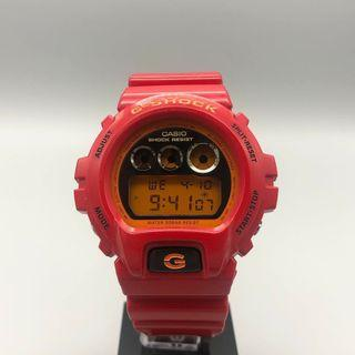 G-SHOCK RED DUCATI DW6900