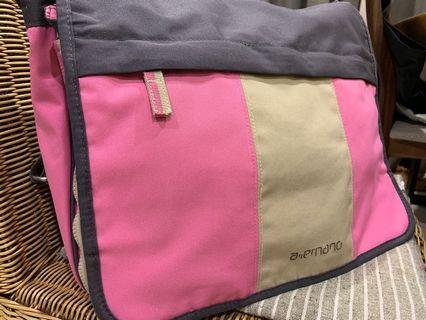 Original Allerhand Baby Diaper Messenger Bag