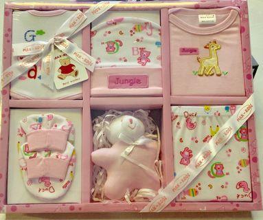 🚚 Baby Girl Gift Set